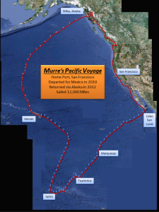 Murre's Pacific Voyage