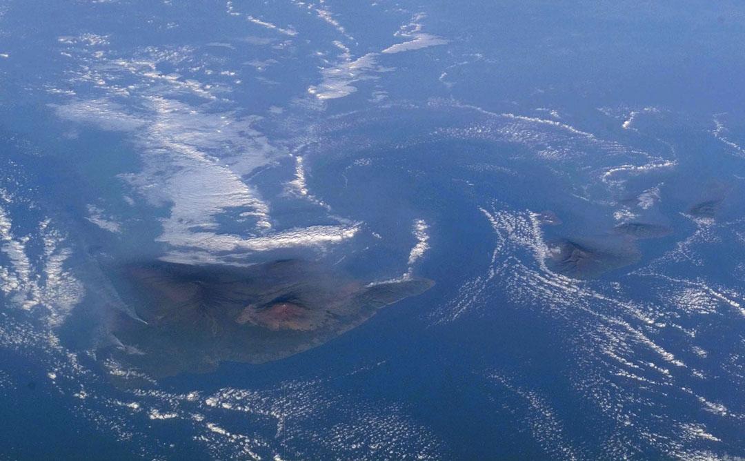 Vog Big Island