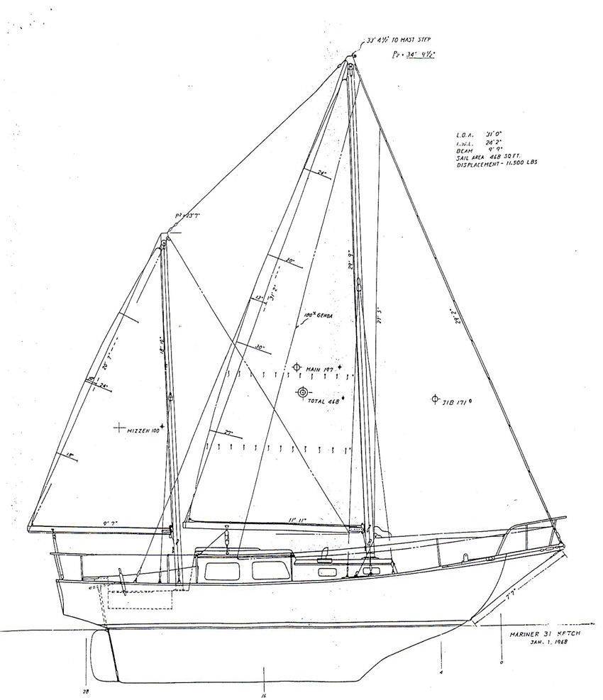a capable cruiser for sale u2013 the figure 8 voyage